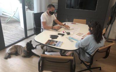 Pourquoi inviter les animaux au bureau ?